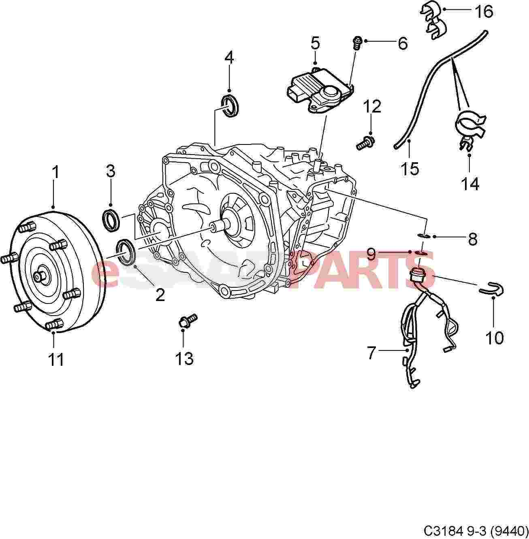 hight resolution of 92152223 saab clamp genuine saab parts from esaabparts com saab 9 3 automatic diagram