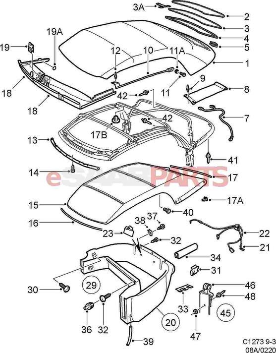 Wiring Diagram For 02 Saab 9 3
