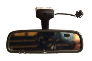 [12756338] SAAB AutoDimming Rear View Mirror (w Homelink Garage Opener and Compass)  Genuine