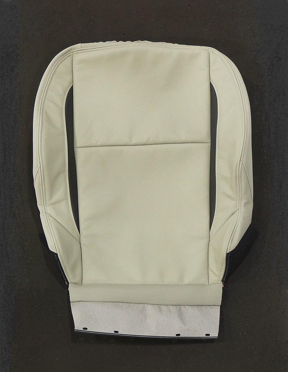 medium resolution of l09 seat cover front bottom rh passenger side