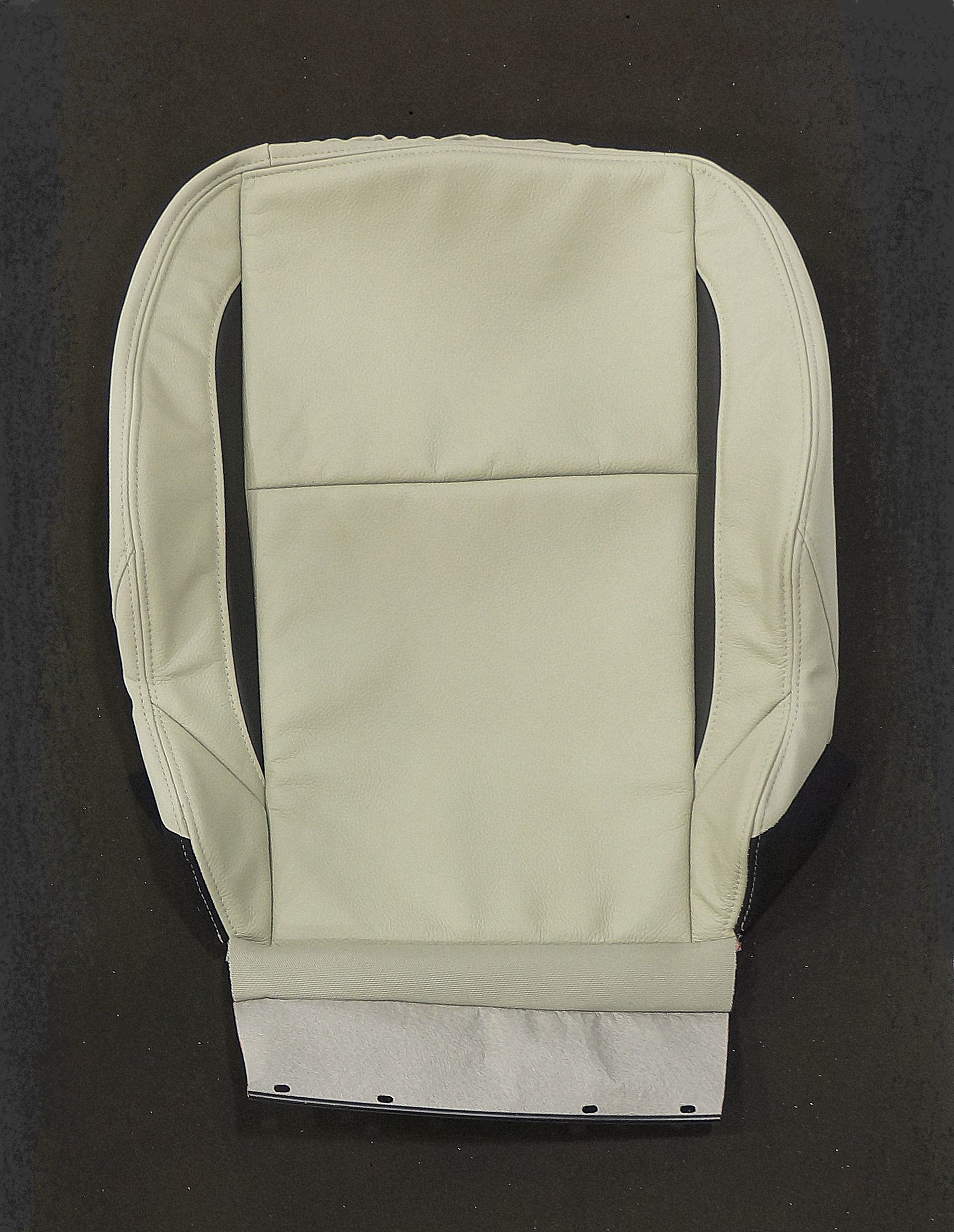 hight resolution of l09 seat cover front bottom rh passenger side