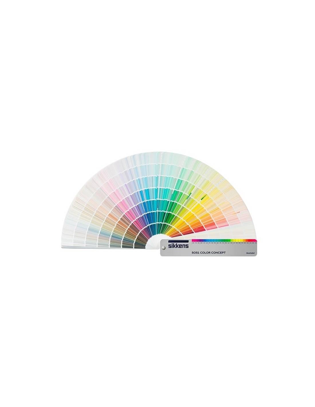 SIKKENS Mazzetta colore SIKKENS 5051 COLOR CONCEPT acquista online