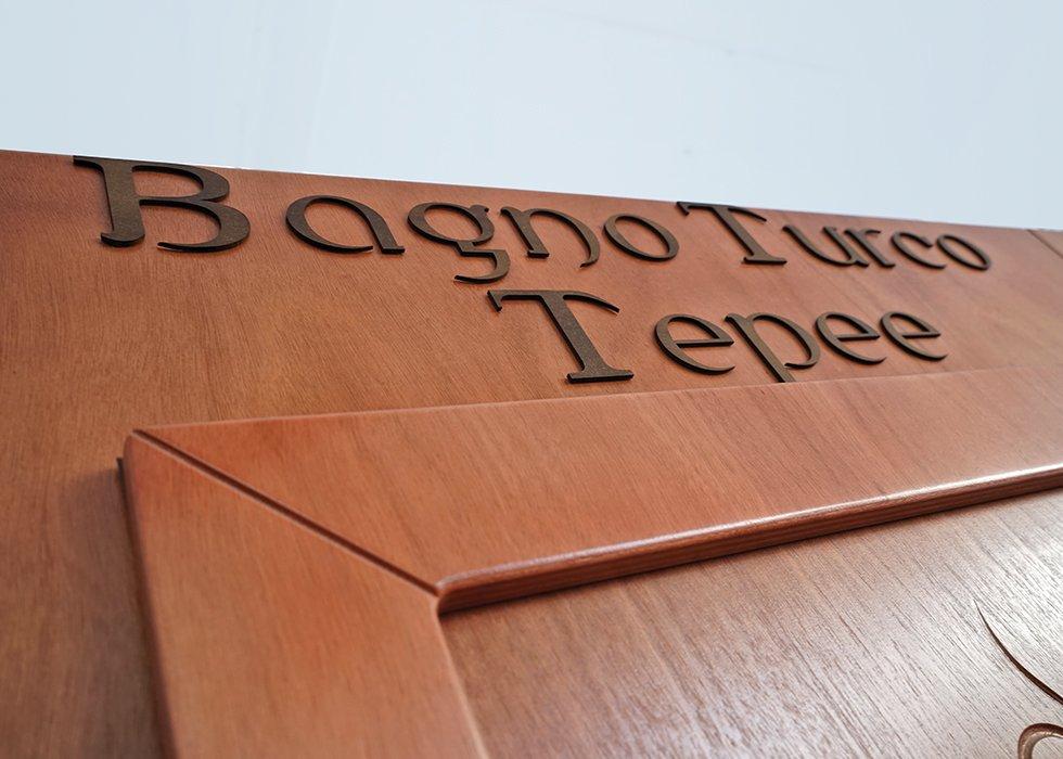 Sauna e Bagno Turco Thalateepe e Tepee  SPA Centri