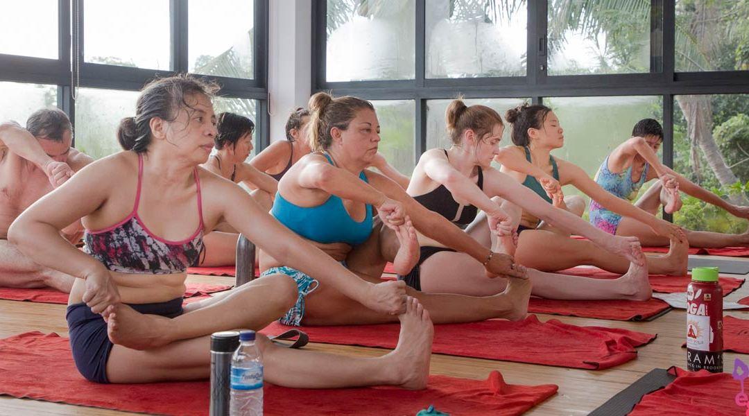 84 Is Therapeutic Hatha Yoga