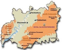 Gloucestershire (Glos) business services accounts grow to record levels.