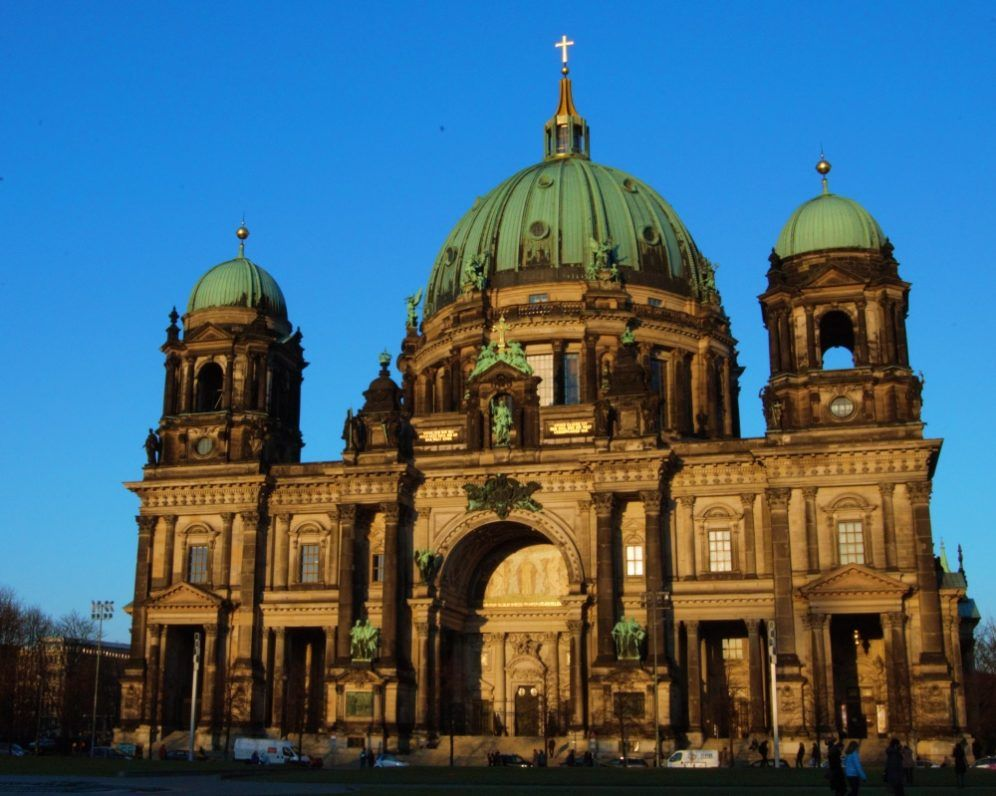 Iglesia luterana de Berlín, Berliner Dom