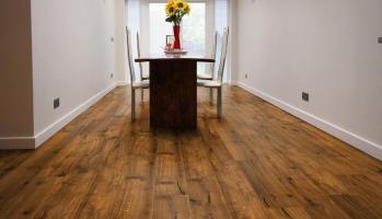 Five great Pinterest distressed wood flooring inspirations ...