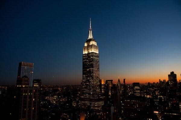 Empire State Building Selects Otis Major Modernization