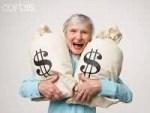aposentadoria, previdência, dinheiro, organização financeira
