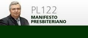 Manifesto da Igreja Presbiteriana do Brasil sobre a lei da homofobia (PL 122)