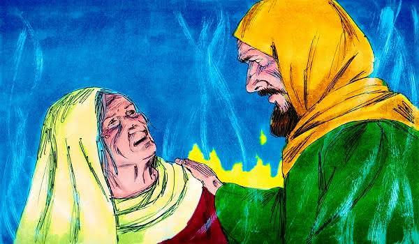 Saul conversou com o espírito de Samuel após a sua morte?