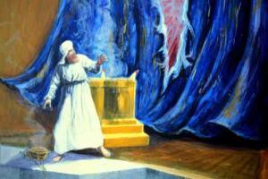 """O que significa """"o véu do santuário se rasgou""""?"""