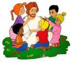 Jesus, crianças, exemplos, embaraçar