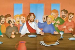 As crianças podem participar da Ceia do Senhor?
