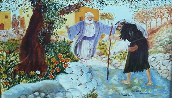 Parábolas de Jesus: o filho pródigo