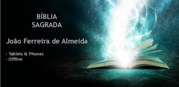 Bíblia JFA offline cheia de recursos para usar em seu celular e tablet