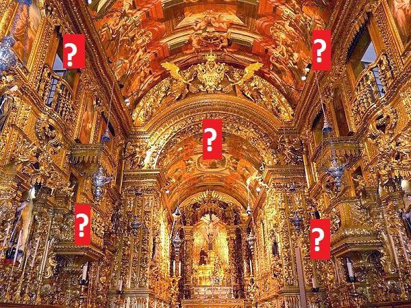 Você conhece uma das igrejas mais ricas do mundo?