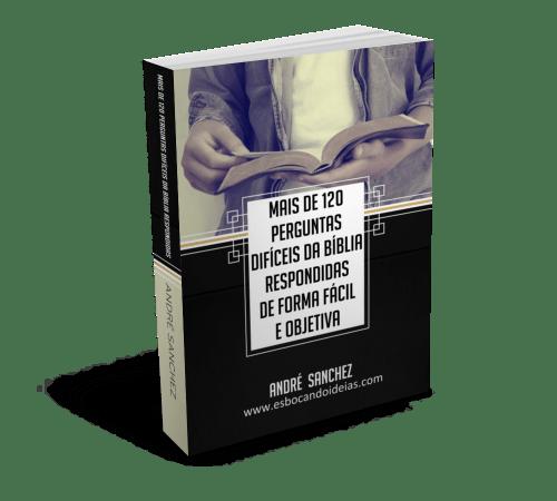 Capa 3D 120 perguntas
