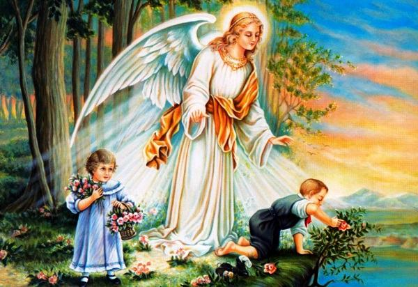 Cada pessoa tem o seu anjo da guarda?