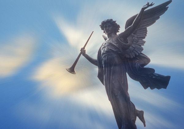 O que significa línguas dos anjos?