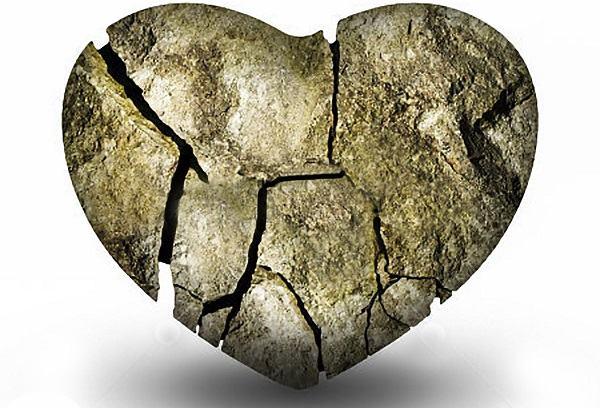 Meu coração é duro demais, não consigo perdoar!