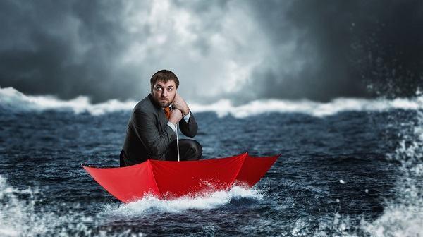 Os 4 erros mais comuns de quem está passando por crises