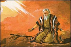 Por que Moisés não entrou na terra prometida?