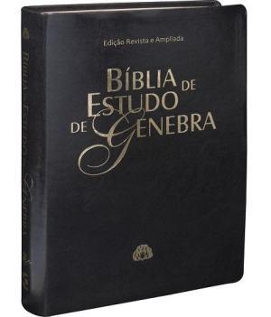 Bíblia Genebra Preta