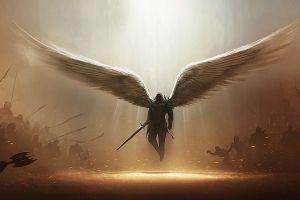 O que a Bíblia diz a respeito do poderoso anjo Gabriel?