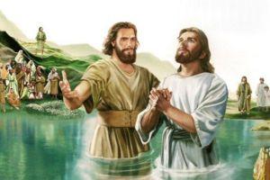 Por que Jesus foi batizado se Ele não tinha pecados?