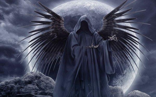 Existe um anjo da morte na Bíblia?