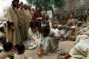O que Jesus escreveu na terra quando julgou o caso da mulher adúltera?
