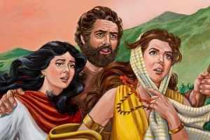 Como as filhas de Ló eram virgens se Ló tinha genros?