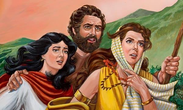 Como as filhas de Ló eram virgens se é mencionado que ele tinha genros?