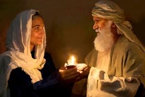 A esposa de Abraão, Sara, teve relações sexuais com faraó quando Abraão disse que ela era sua irmã?