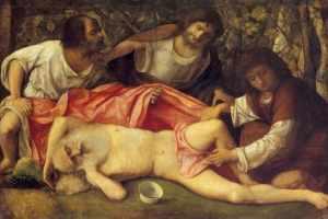 Por que Noé amaldiçoou Cam pelo simples fato de ele vê-lo nu? Isso não foi exagero?