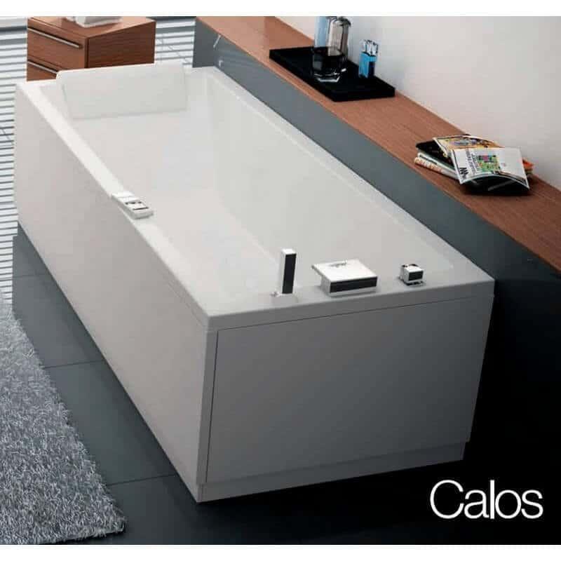 Baignoire Calos Balno Rectangulaire Acrylique 170x75