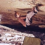 Fred Nicole escala Witnes The Fitness en Ozarks Mountains Arkansas