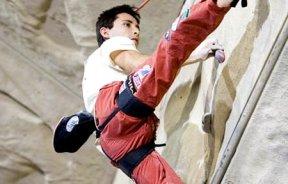 Campeonato de escalada deportiva Salón de la Montaña de Vic en Catalunya