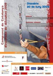 Campeonato de Cataluña de Escalada de Dificultad 2009