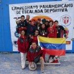 Campeonato Centro/Suramericano de Escalada Senior 2005