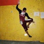 Escalada en boulder Juegos No Olimpicos 2006