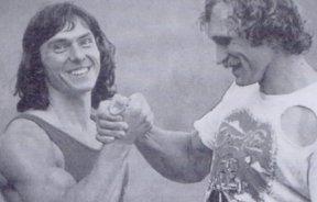 Wolfgang Güllich y Kurt Albert se encuentran nuevamente en la R