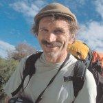 El escalador alemán Kurt Albert