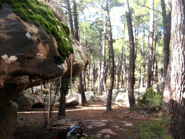 Boulder de Albarracín 2011