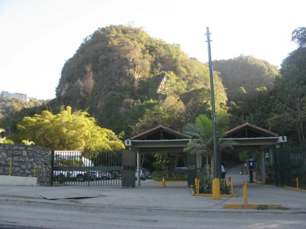 Parque Nacional Cuevas del Indio, La Guairita