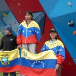Campeonato Centro Suramericano 2009 Podium Femenino