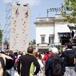 Copa del Mundo de Escalada en Velocidad IFSC 2011 en Milano - Foto Klaus Dell'Orto