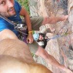 Shane Houbart y Alfredo Zubillaga Fuga Hospitalaria 5.12c/d – L15 550 metros en el Tepuy Upuigma