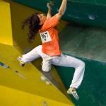 Teresa Troya en Campeona de España de Boulder 2011 - Foto David Munilla